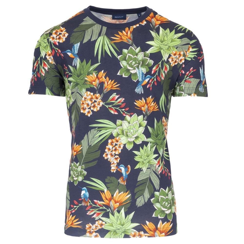 GANT - T Shirt 3G2023025 Μπλε