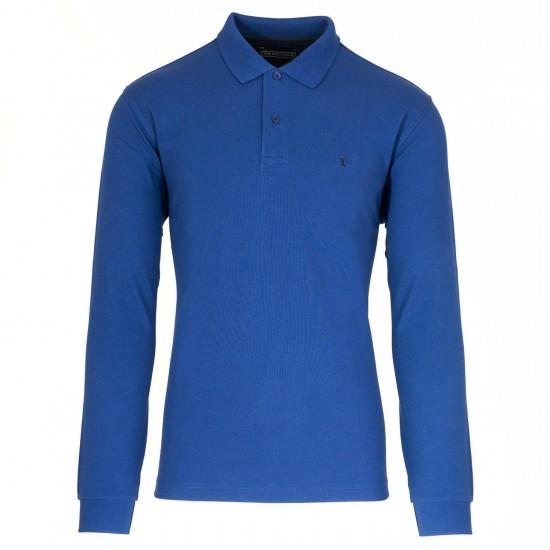 THE BOSTONIANS - Μπλούζα Polo 3PL0001 Ρουά