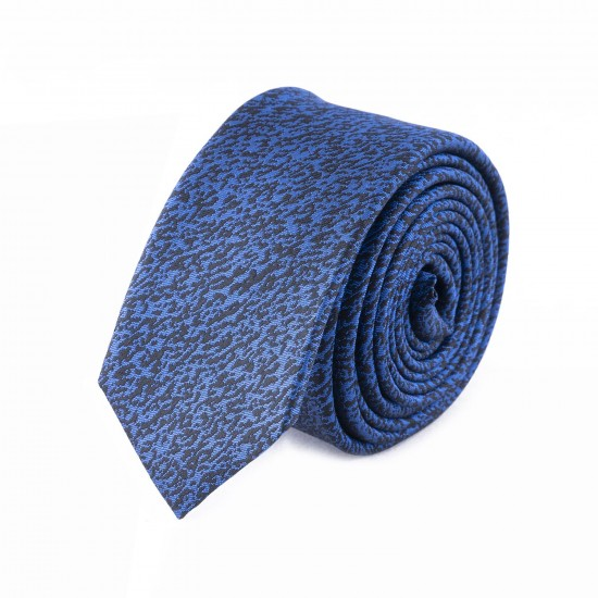 HUGO - Γραβάτα 5 cm Μπλε