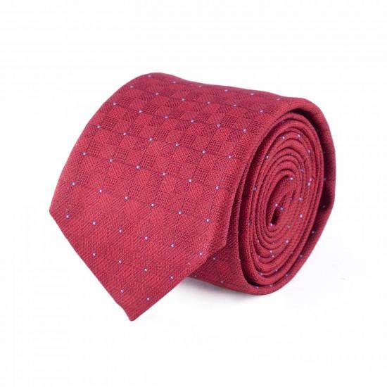 HUGO - Γραβάτα 7 cm Κόκκινο