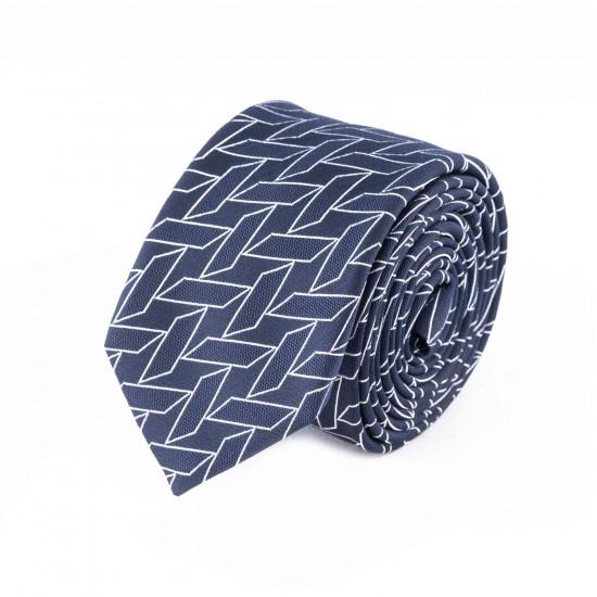 HUGO - Γραβάτα Μπλε