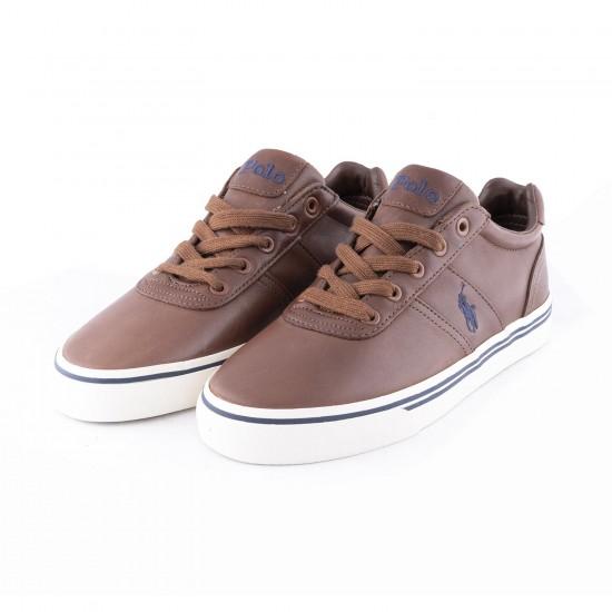 POLO RALPH LAUREN - Παπούτσια Sneakers 816765046004 Καφέ
