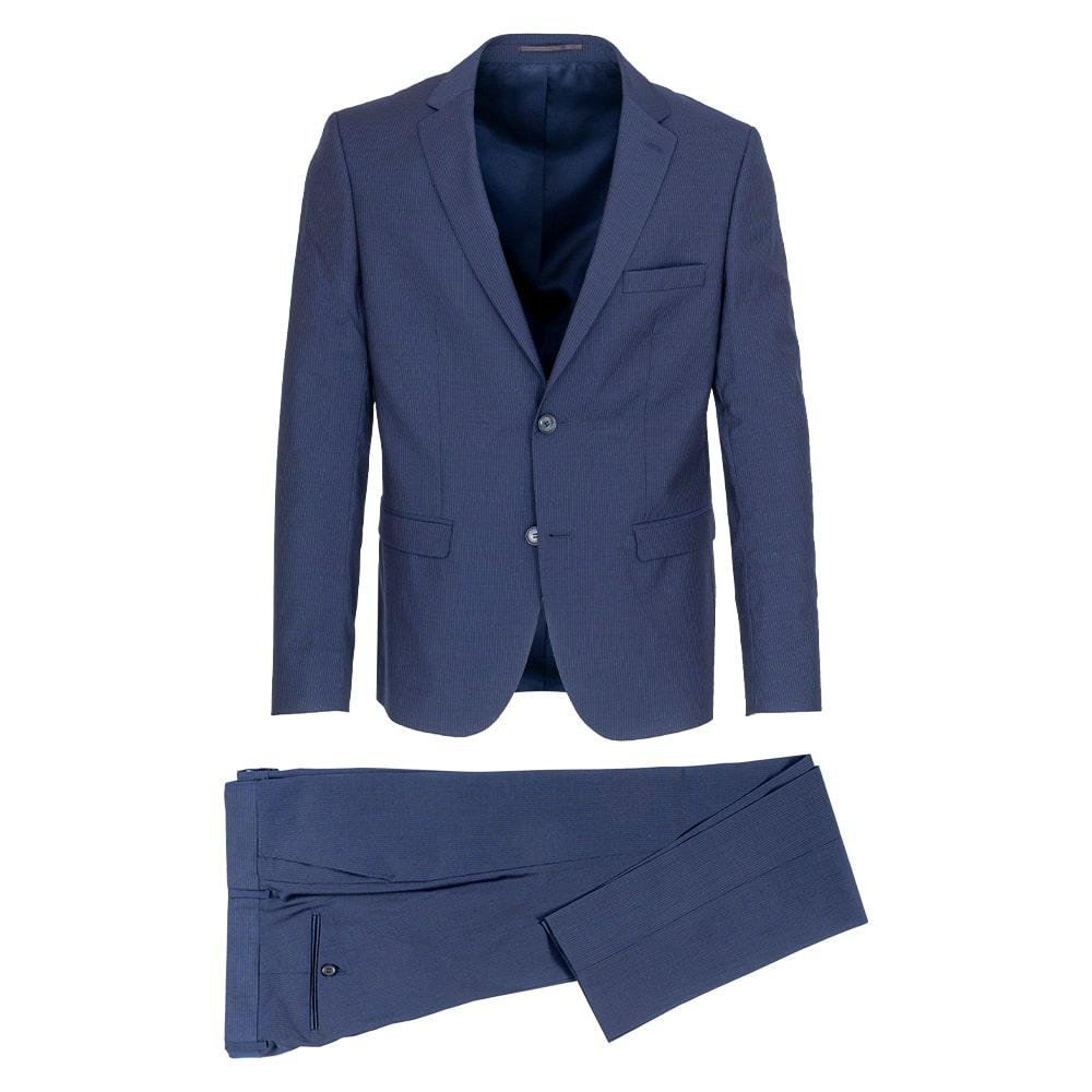 ARTISTI ITALIANI - Κοστούμι AI11475/S02 Μπλε
