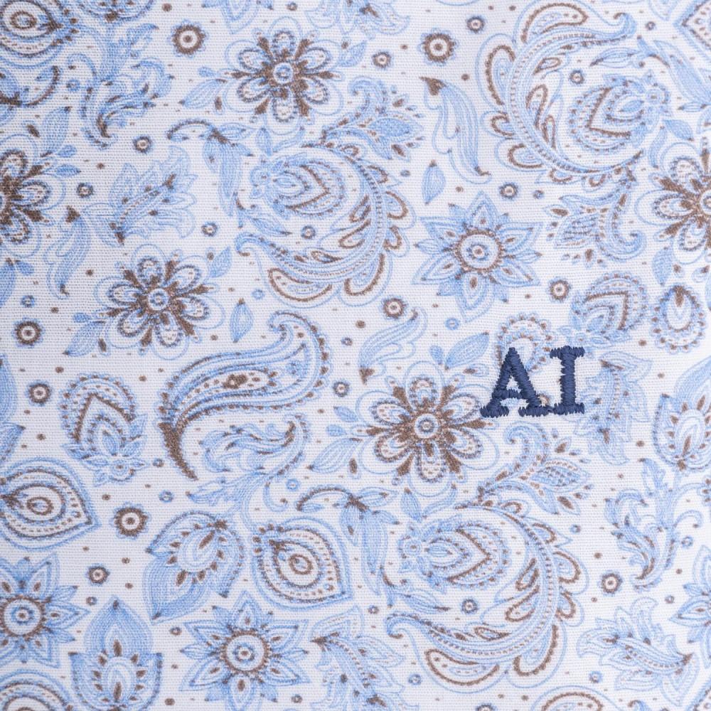 ARTISTI ITALIANI - Πουκάμισο  Slim Fit AI18328/SC Μπλε