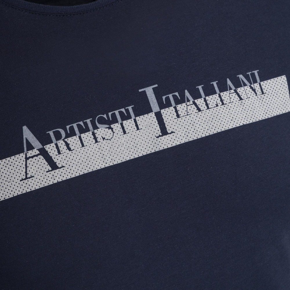ARTISTI ITALIANI - T-Shirt AI19225 Μπλε