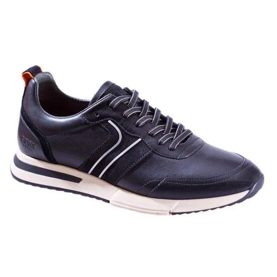 BOSS SHOES - Sneaker P153 Μαύρο