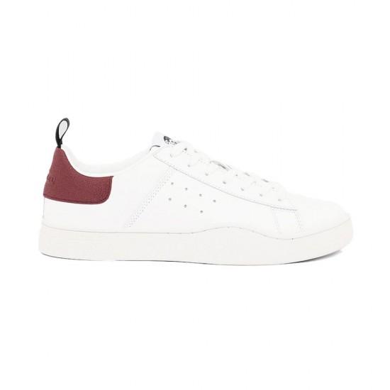 DIESEL - S-Clever Sneaker Y01748-P1729 Λευκό