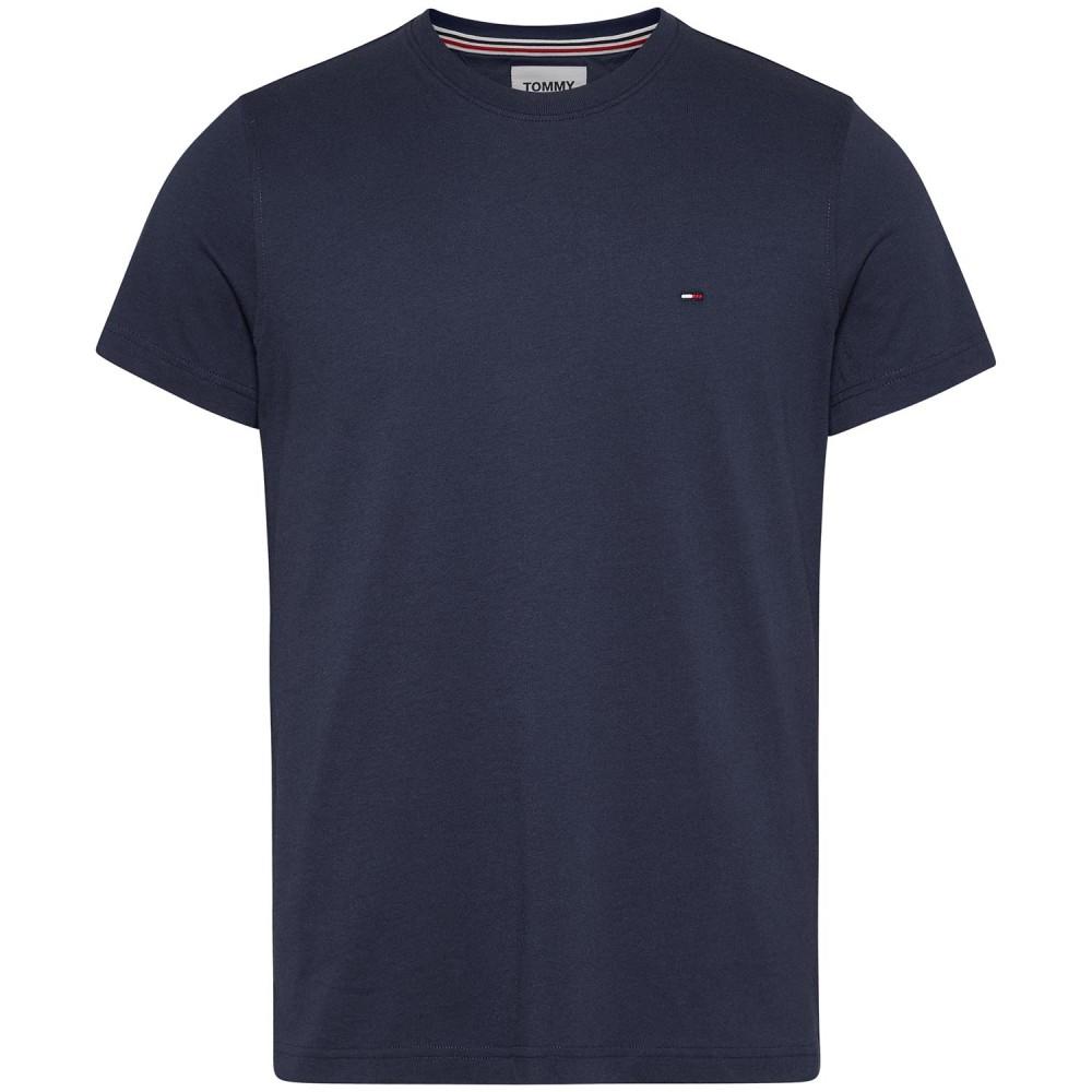 TOMMY JEANS - T-Shirt DM0DM04411 Μπλε