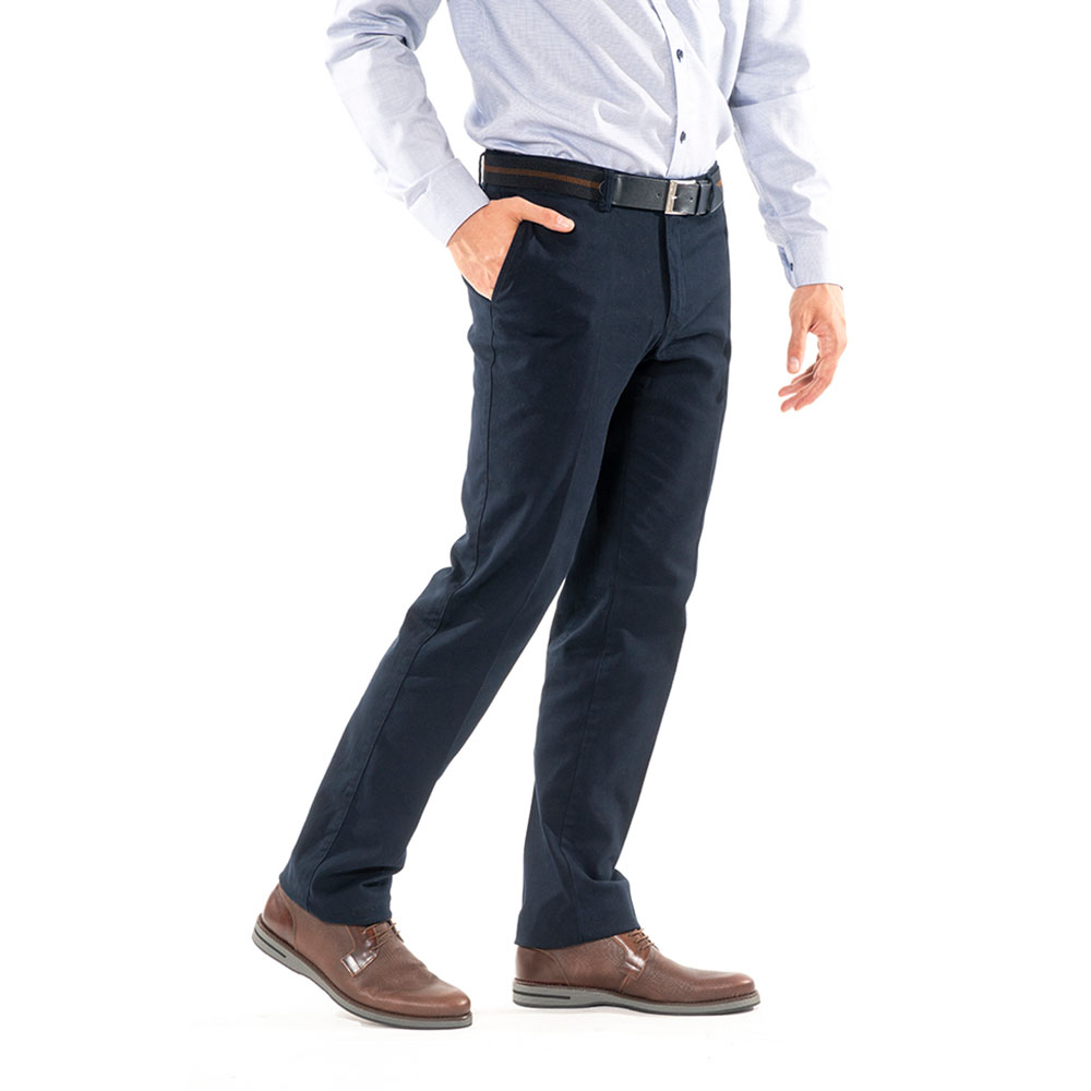 GUY LAROCHE - Παντελόνι Chino GL2025168/71155 Μπλε