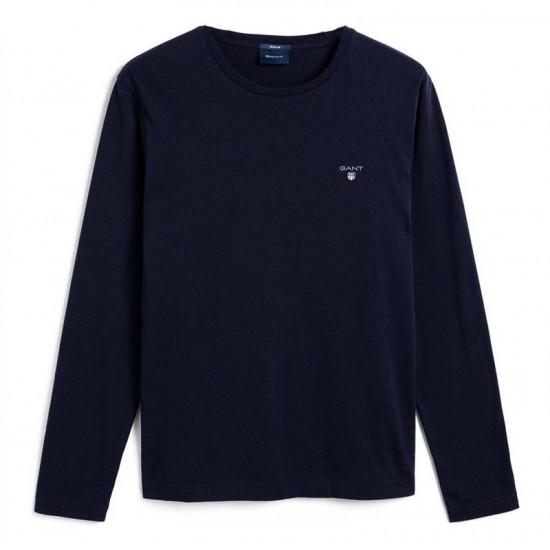 GΑΝΤ - Τ-shirt  3G234502 Μπλε