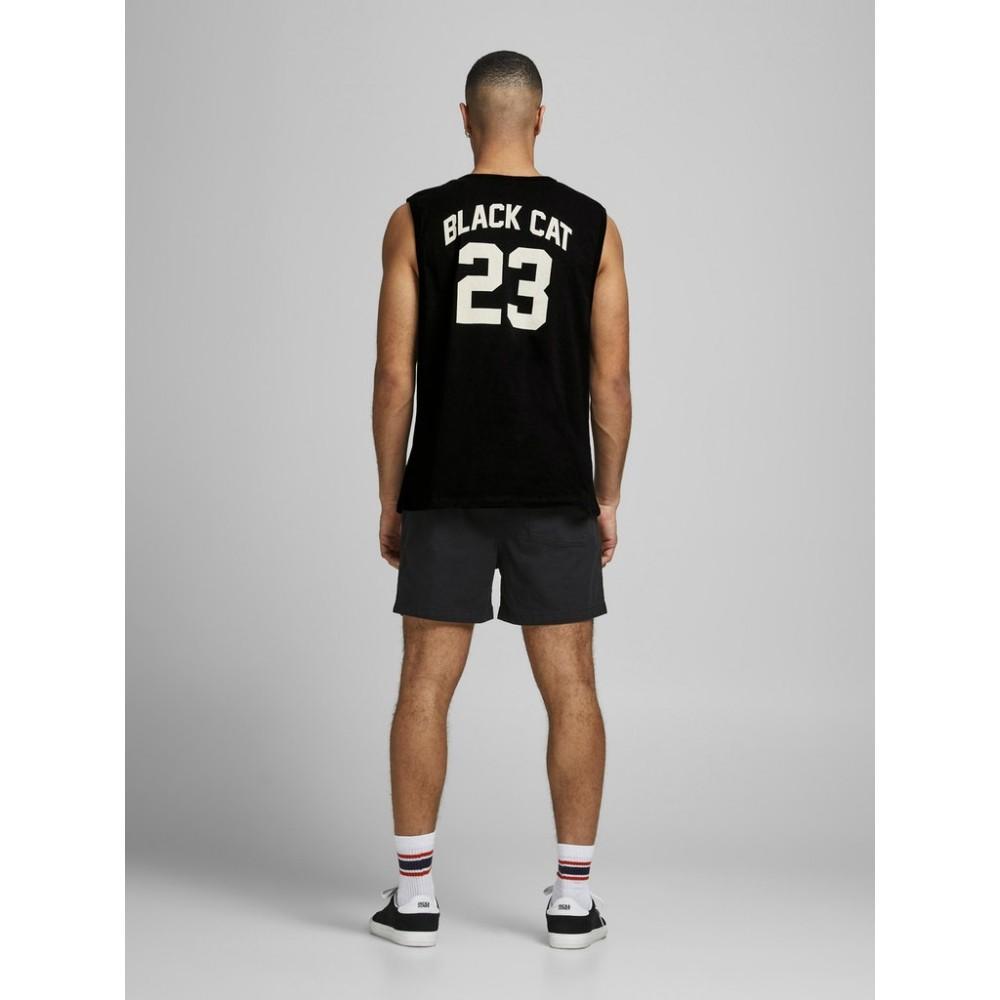 JACK & JONES - Μπλούζα Αμάνικη 12189732 Μαύρο