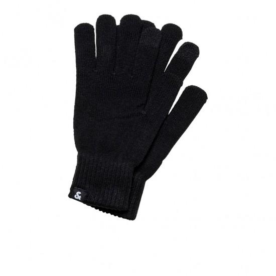 JACK & JONES - Γάντια 12159459 Μαύρο