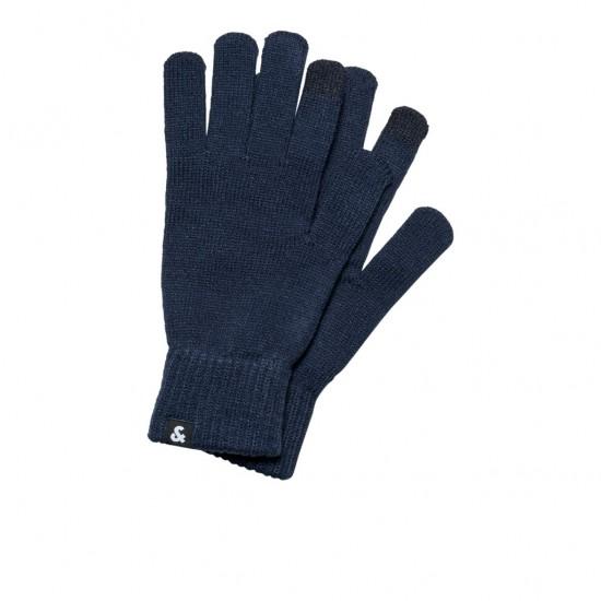 JACK & JONES - Γάντια 12159459 Μπλε