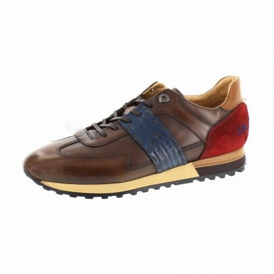 LA MARTINA - Παπούτσια Sneakers Καφέ