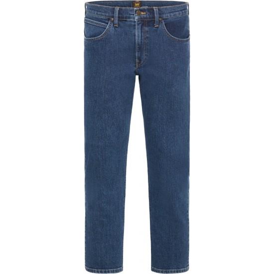 LEE - Jeans Brooklyn Straight L452JXXG Blue Denim