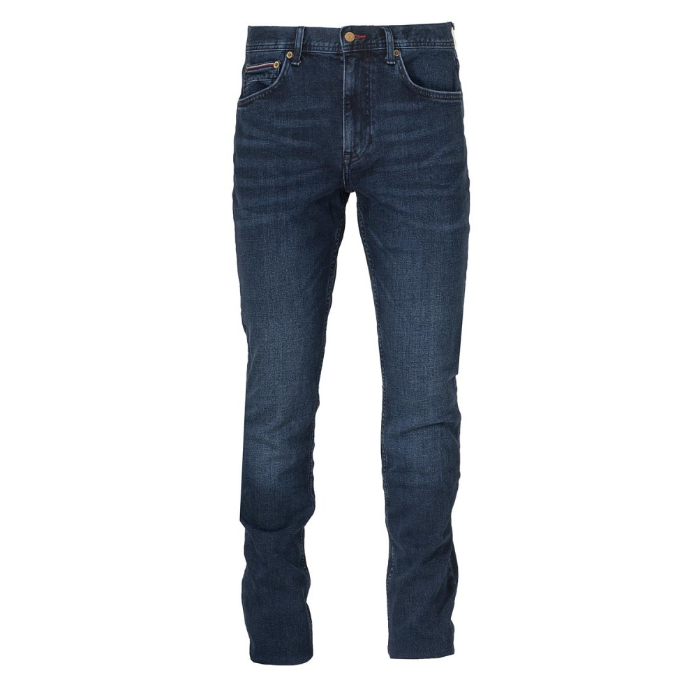 TOMMY HILFIGER - Παντελόνι Jean MW0MW15596 Blue Denim