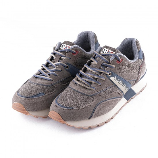 NAPAPIJRI - FOSSIL Παπούτσια NP0A4DXAN271 Μπεζ