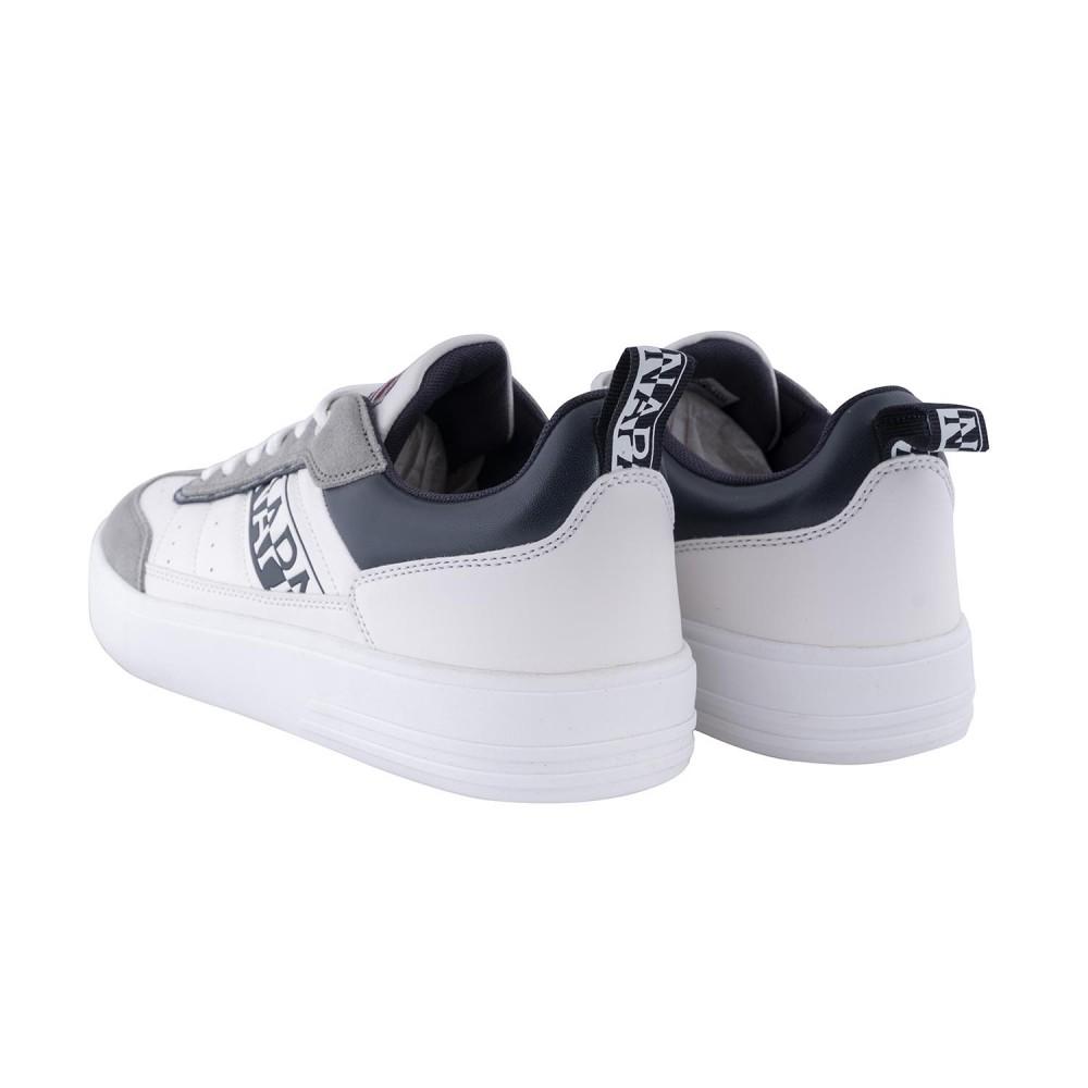 NAPAPIJRI - Παπούτσια S1bark01 NP0A4FKEK011 Λευκό