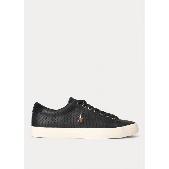 POLO RALPH LAUREN -  Παπούτσια Sneakers 3816785024001 Μαύρο