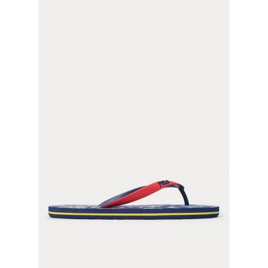 POLO RALPH LAUREN - Παπούτσια Σαγιονάρες 3816787978006