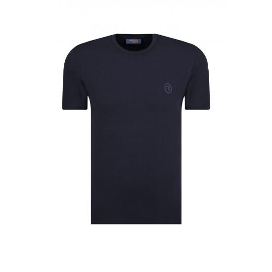 TRUSSARDI - T-shirt 352T00377-1T003077 Μπλέ