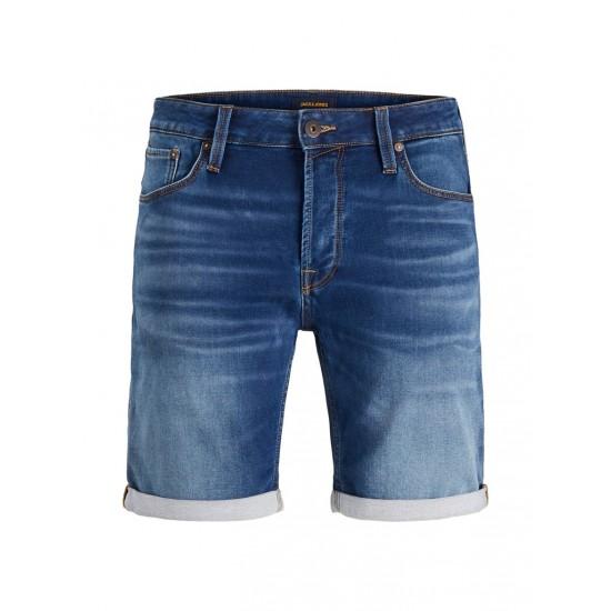 JACK & JONES - Βερμούδα Jean 12166269 Blue Denim